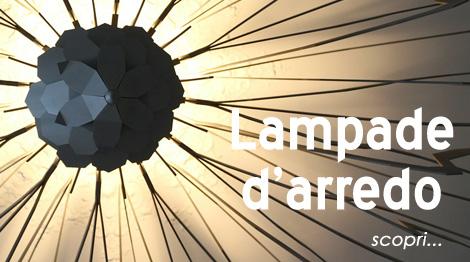 Lampade arredo