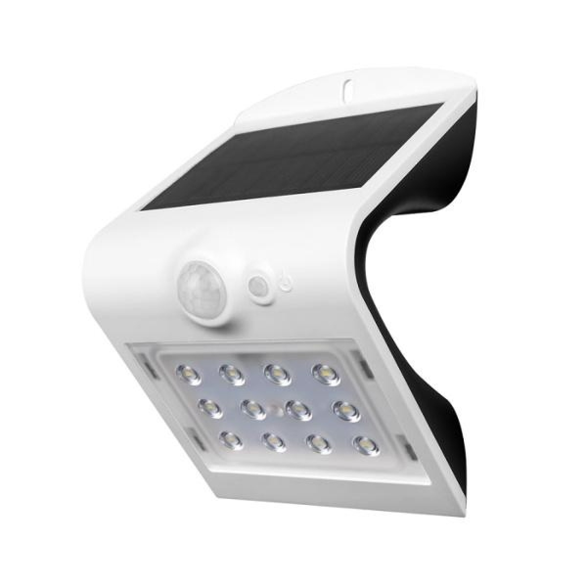 Luce Per Esterno Con Pannello Solare.V Tac Vt 767 Faretto Led Per Esterno Bianco 1 5w Con