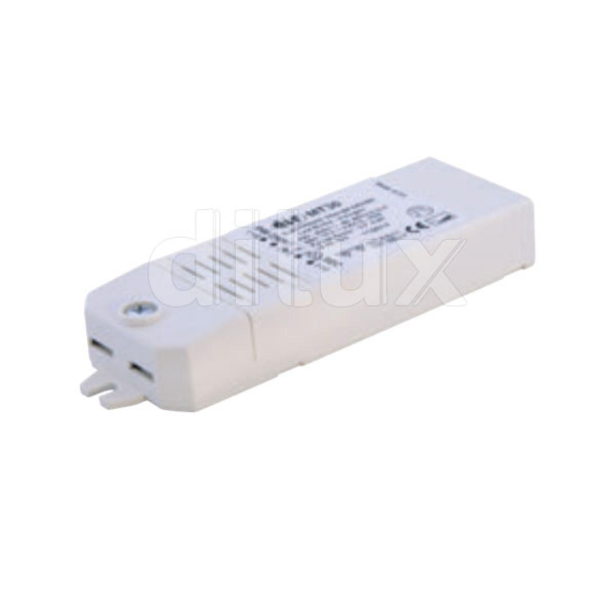 Trasformatore per lampadine led 12v 0 30w for Alimentatori per led