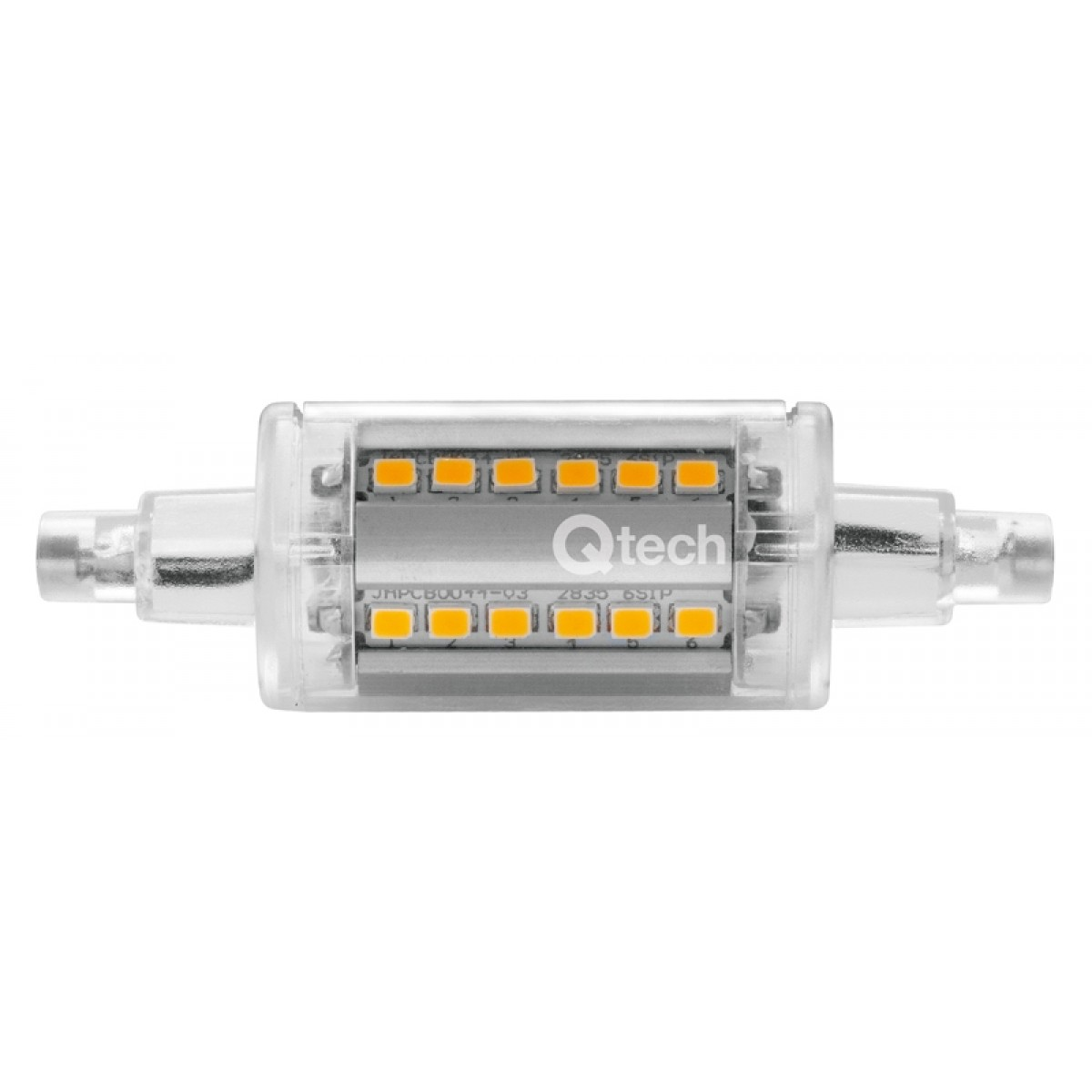 Qtech lampadina led lineare r7s 78mm 5w for Lampadina r7s led 78mm