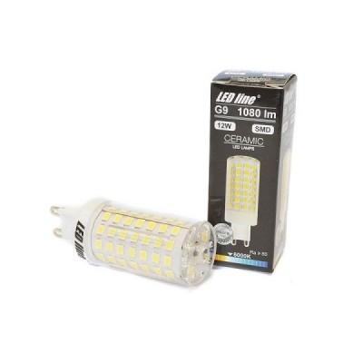 Led line lampadina led g9 12w for Lampadine g9 led