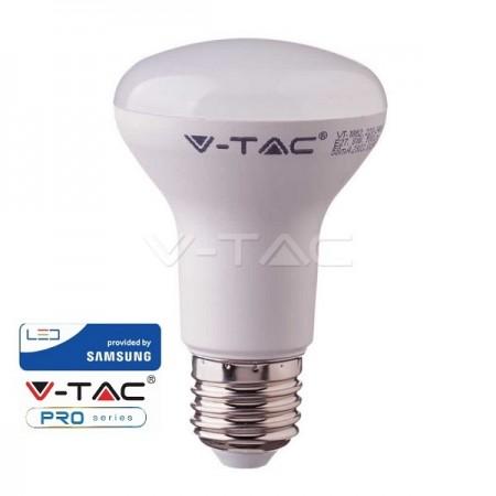 V-Tac PRO VT-263 Lampadina LED E27 Spot Reflector R63 8W CHIP SAMSUNG
