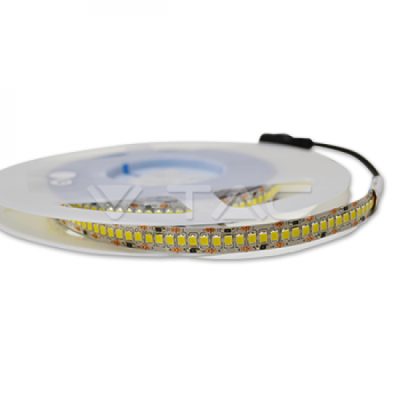 V-Tac Striscia LED 2835 High Lumen 18W/mt. 240 LED/mt. IP20 5 METRI - SKU 2164 | 2165 | 2166