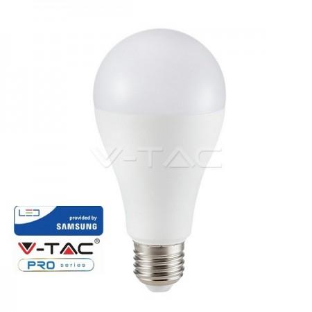 V-Tac PRO VT-215 Lampadina LED E27 Classic Bulbo 15W CHIP SAMSUNG