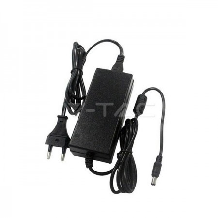 V-Tac VT-23061 Alimentatore LED 60W 12V Per Uso Interno con Jack 2.1 - SKU 3239