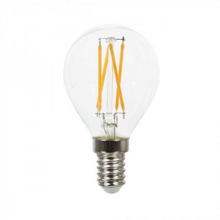 V-Tac VT-1996 Lampadina LED E14 Filamento Mini-Bulbo 4W - SKU 43001 | 44251