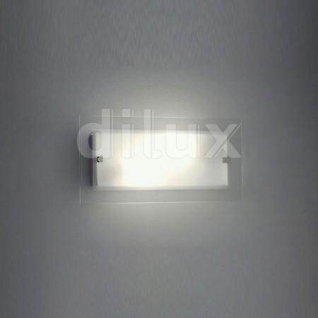 Illuminando Flat Applique Plafoniera