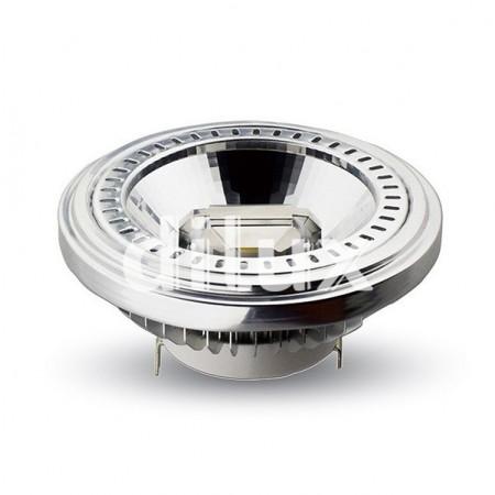 V-Tac VT-1110 Lampadina LED Faretto AR111 G53 15W 40° - SKU 4257 | 4256 | 4255