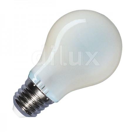 V-Tac VT-1938 Lampadina LED E27 Filamento Frost Classic Bulbo 8W - SKU 4483 | 4484 | 4485