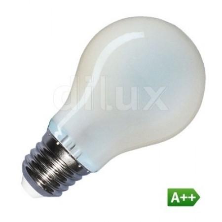 V-Tac VT-2047 Lampadina LED E27 Filamento Frost Classic Bulbo 7W - SKU 7181 | 7182 | 7183