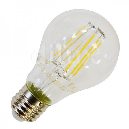 V-Tac VT-1978 Lampadina LED E27 Filamento Classic Bulbo 8W - SKU 4407 | 4408 | 4409