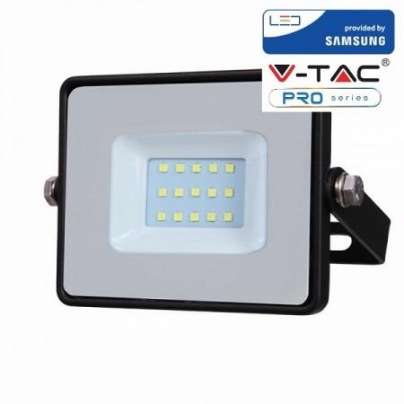 V-Tac VT-10 Faretto LED da Esterno 10W Nero CHIP SAMSUNG - SKU 424 | 425 | 426
