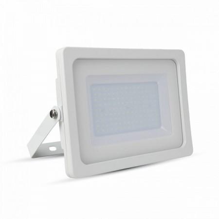 V-Tac VT-49100 Faro LED Ultra Slim 100W Bianco - SKU 5843   5844   5845