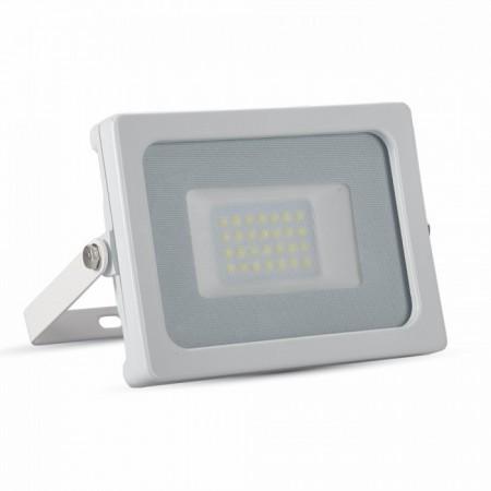 V-Tac VT-4922 Faro LED Ultra Slim 20W Bianco - SKU 5789 | 5790 | 5791