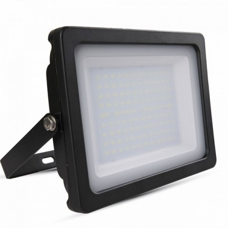 V-Tac VT-49100 Faro LED Ultra Slim 100W Nero - SKU 5849 | 5850 | 5851