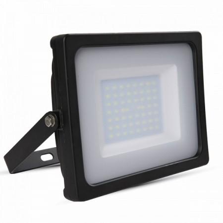 V-Tac VT-4955 Faro LED Ultra Slim 50W Nero - SKU 5831 | 5832 | 5833