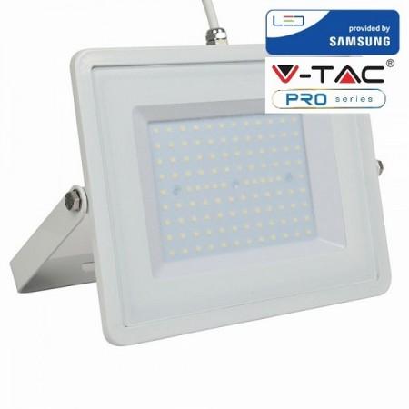 V-Tac VT-100 Faretto LED da Esterno 100W Bianco CHIP SAMSUNG - SKU 415 | 416 | 417
