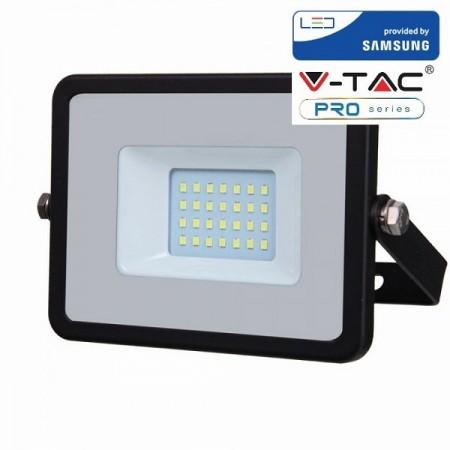 V-Tac VT-20 Faretto LED da Esterno 20W Nero CHIP SAMSUNG - SKU 439 | 440 | 441