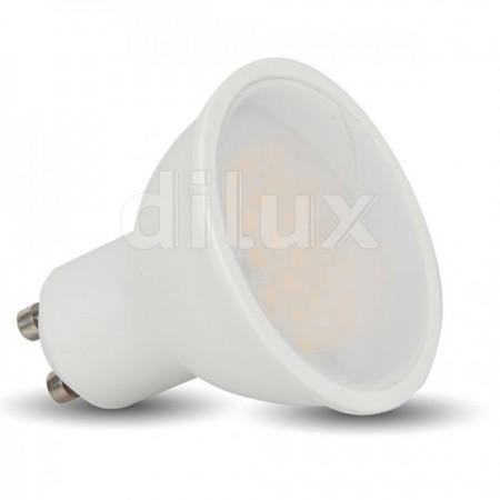 V-Tac VT-1859 Lampadina LED Faretto Spot GU10 3W - SKU 7126 | 7127 | 7128