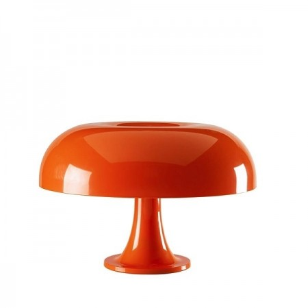 Artemide NESSINO Lampada da Tavolo Arancione
