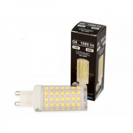 Led Line Lampadina LED G9 12W - Mod. 248900 | 248917 | 248924