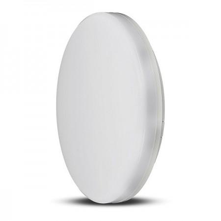 V-Tac VT-8066RD Plafoniera LED Rotonda IP44 25W CHIP SAMSUNG  - SKU 13929 | 13939 | 13949