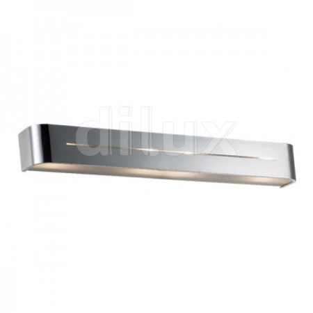 Ideal Lux POSTA AP3 CROMO Parete 50cm. | Cod. 051949