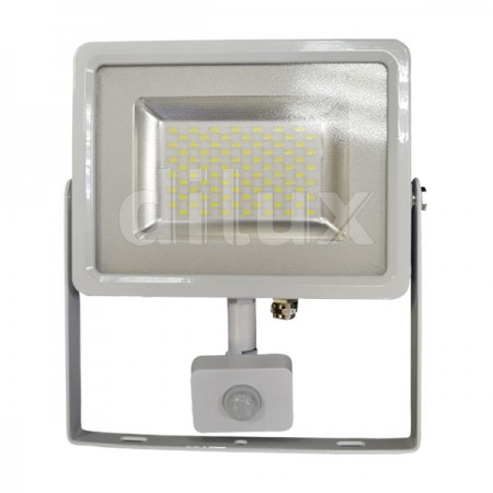 Proiettore Faro Led V-Tac 30W Sensore