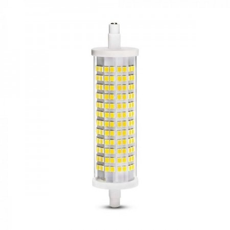 V-Tac VT-2118 Lampadina LED R7s Tubolare 118mm 18W - SKU 2834 | 2835 | 2836