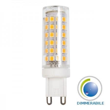 Silvanylux Lampadina LED G9 7W Dimmerabile - Mod. GRN743/1 | GRN743/3