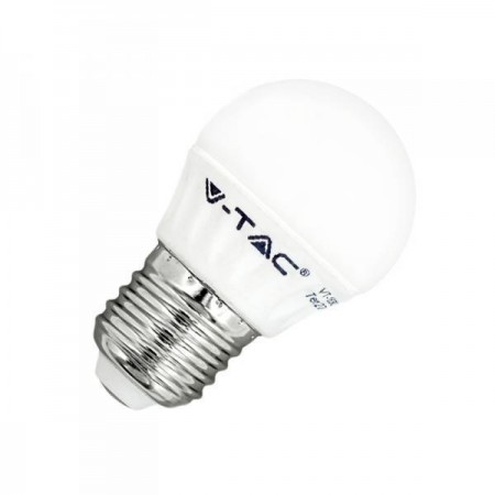 V-Tac VT-1830 Lampadina LED E27 Mini-Bulbo 4W - SKU 4160 | 4162 | 4207