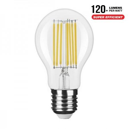 V-Tac VT-2133 Lampadina LED E27 Filamento Classic Bulbo 12.5W - SKU 7458 | 7459 | 7460
