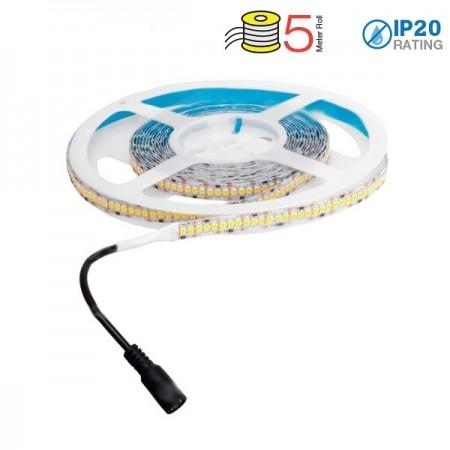 V-Tac Striscia LED 2835 18W/mt. 204 LED/mt. IP20  - SKU 2461 | 2462 | 2463