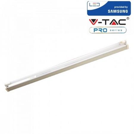 V-Tac PRO VT-15023 Plafoniera con Tubo Led T8 G13 22W 150cm. CHIP SAMSUNG - SKU 6438 | 6439