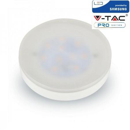 V-Tac VT-207 Lampadina LED GX53 7W CHIP SAMSUNG - SKU 222 | 223 | 224
