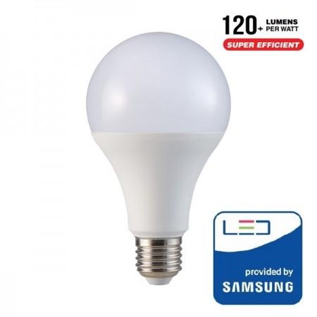V-Tac PRO VT-233 Lampadina LED E27 Classic Bulbo 20W CHIP SAMSUNG - SKU 237 | 238 | 239