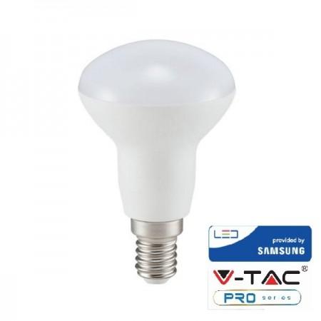 V-Tac PRO VT-250 Lampadina LED E14 Spot Reflector R50 6W CHIP SAMSUNG - SKU 138 | 139 | 140