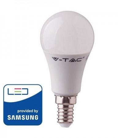 V-Tac PRO VT-269 Lampadina LED E14 Mini-Bulbo A60 9W CHIP SAMSUNG - SKU 114 | 115 | 116