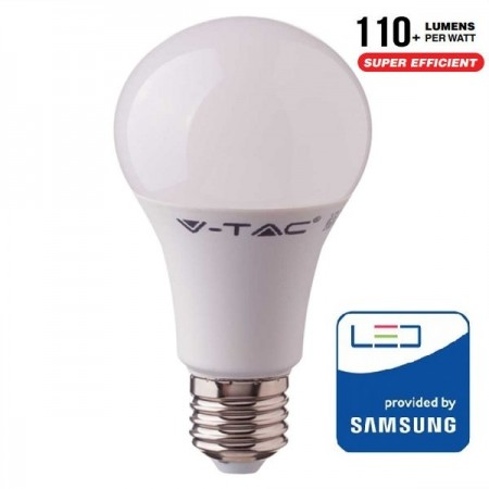 V-Tac PRO VT-298 Lampadina LED E27 Classic Bulbo 18W CHIP SAMSUNG - SKU 126   127   128