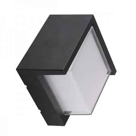 V-Tac VT-827 Lampada Led da Parete 12W Forma Quadrata - SKU 8539   8540