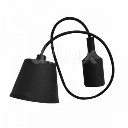 Lampada Sospensione V-Tac Pendant Black