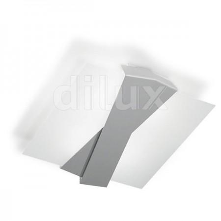 Linea Light Zig Zag Alluminio