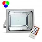V-Tac VT-4752 Faro LED Multi-Color RGB 50W con Telecomando Radiofrequenza - SKU 5691