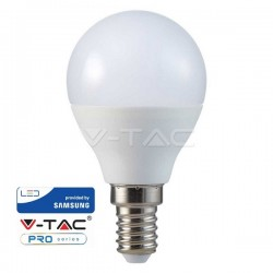 V-Tac PRO VT-236 Lampadina LED E14 Mini-Bulbo 5.5W CHIP SAMSUNG