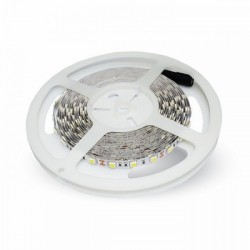 V-Tac Striscia LED 5050 10.8W/mt. 60 LED/mt. IP20 5 METRI - SKU 2122 | 2143 | 2126