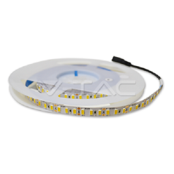 V-Tac Striscia LED 5730 CRI >95 18W/mt. 120 LED/mt. IP20 5 METRI - SKU 2162 | 2163 | 2161