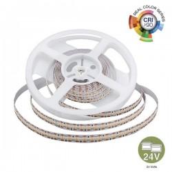 V-Tac VT-2110 Striscia LED SMD CRI >95 21W/mt. 700 LED/mt. 24V IP20 - SKU 2602 | 2603 | 2604