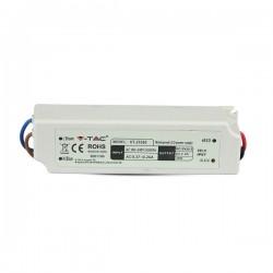 V-Tac VT-21030 Alimentatore LED 30W 12V Impermeabile IP67 - SKU 3271