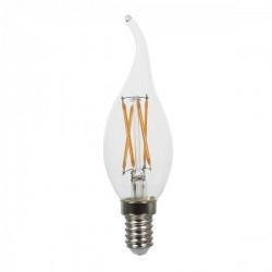 V-Tac VT-1997 Lampadina LED E14 Filamento Fiamma 4W - SKU 44291 | 44301