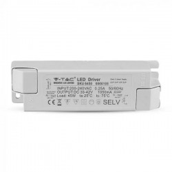 Alimentatore per Pannelli LED 45W - SKU 6450